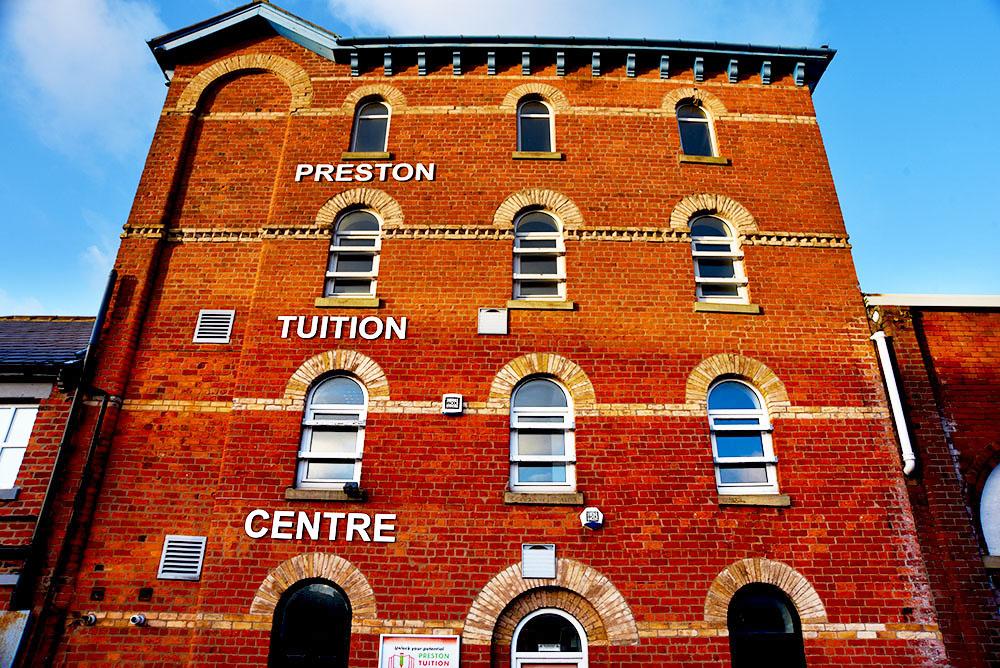 preston tuition centre lancashire